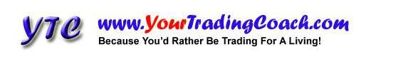 Your Trading Coach newsletter header